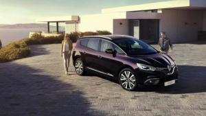 noleggio a lungo termine Renault Scenic N1