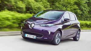 noleggio a lungo termine Renault Zoe N1