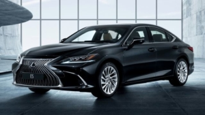 noleggio a lungo termine Lexus ES