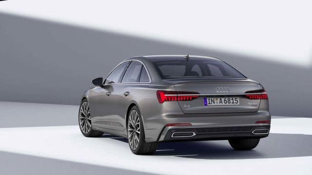 Noleggio a lungo termine Audi A6 ibrida