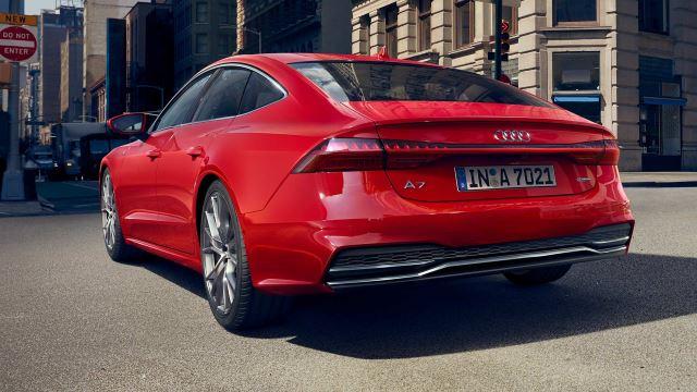 Noleggio a lungo termine Audi A7 ibrida