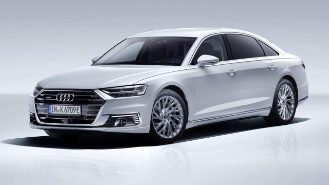 Noleggio a lungo termine Audi A8 ibrida